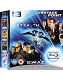 Blu-ray 3-Pack: Action