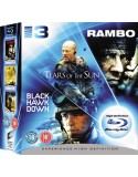 Blu-ray 3-Pack: War