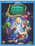 Blu-ray Alice In Wonderland
