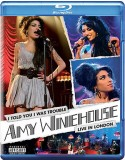 Blu-ray Amy Winehouse: I Told You I Was Trouble