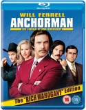 Blu-ray Anchorman: The Legend Of Ron Burgundy