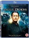 Blu-ray Angels & Demons