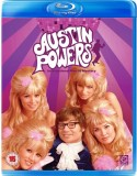 Blu-ray Austin Powers: International Man of Mystery