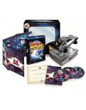 Blu-ray Back to the Future Trilogy + Delorean