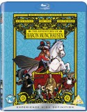 Blu-ray The Adventures Of Baron Munchausen