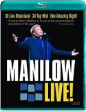 Blu-ray Barry Manilow: Manilow Live