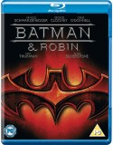 Blu-ray Batman & Robin
