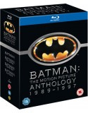 Blu-ray Batman: The Motion Picture Anthology 1989 - 1997