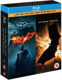 Blu-ray The Dark Knight / Batman Begins