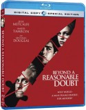 Blu-ray Beyond A Reasonable Doubt