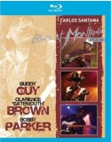 Blu-ray Carlos Santana Presents Blues at Montreux