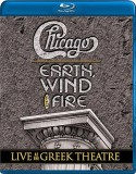Blu-ray Chicago and Earth, Wind & Fire: Live at the Greek Theatre