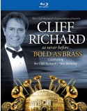 Blu-ray Cliff Richard: Bold as Brass