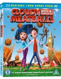 Blu-ray Cloudy With A Chance Of Meatballs