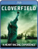 Blu-ray Cloverfield