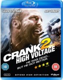 Blu-ray Crank 2: High Voltage