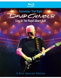 Blu-ray David Gilmour: Remember That Night