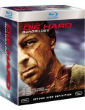 Blu-ray Die Hard Quadrilogy