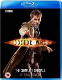 Blu-ray Doctor Who: The Complete Specials