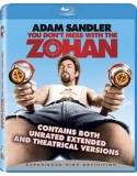 Blu-ray You Don't Mess with the Zohan