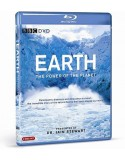 Blu-ray Earth: The Power Of The Planet