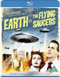 Blu-ray Earth vs The Flying Saucers