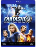 Blu-ray Fantastic 4: Rise of the Silver Surfer