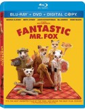 Blu-ray Fantastic Mr. Fox