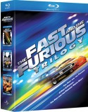 Blu-ray The Fast and the Furious Trilogy