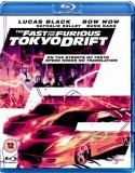 Blu-ray The Fast and the Furious: Tokyo Drift