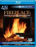 Blu-ray Fireplace: Visions Of Tranquility