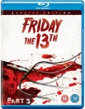 Blu-ray Friday the 13th Part 3