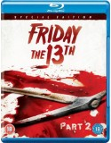 Blu-ray Friday the 13th Part 2