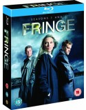 Blu-ray Fringe: Season 1 and 2