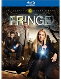 Blu-ray Fringe: The Complete Second Season