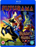 Blu-ray Futurama: Bender's Game