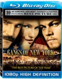 Blu-ray Gangs Of New York