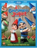 Blu-ray Gnomeo & Juliet