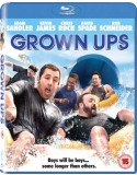 Blu-ray Grown Ups