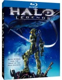 Blu-ray Halo Legends