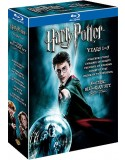 Blu-ray Harry Potter 1-5