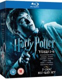 Blu-ray Harry Potter 1-6