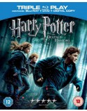 Blu-ray Harry Potter And The Deathly Hallows: part 1