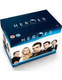 Blu-ray Heroes: The Complete Collection