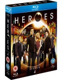 Blu-ray Heroes: Season Four