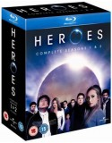 Blu-ray Heroes: Season 1 And 2