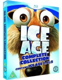 Blu-ray Ice Age Trilogy