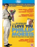 Blu-ray I Love You Phillip Morris