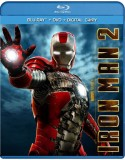 Blu-ray Iron Man 2