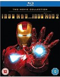 Blu-ray Iron Man 1 & 2